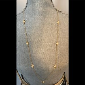Kate Spade ♠️ NWT Necklace (Spade to Spade)